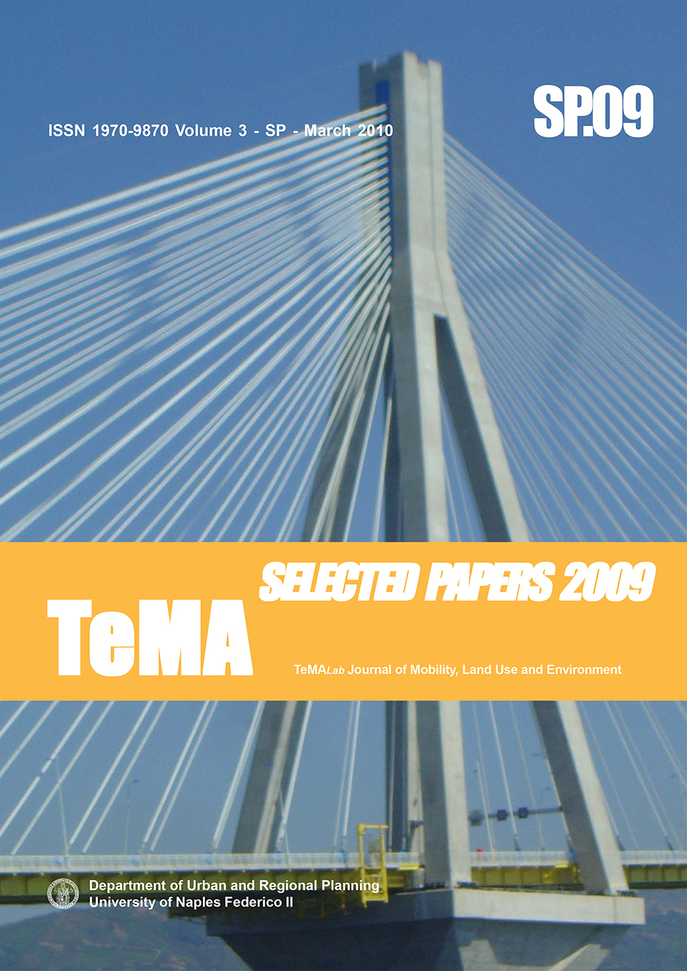 09_Vol 2 (2009): Selected Papers 2009
